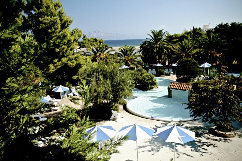 Waterman Supetrus Resort Garten