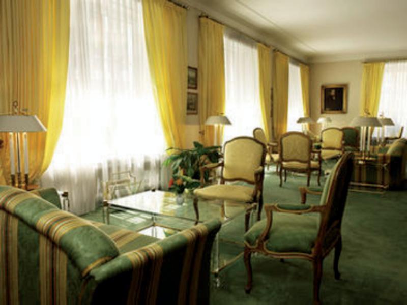 Bayerischer Hof Insel Lindau Lounge/Empfang