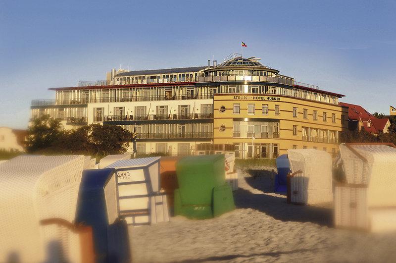 Park-Hotel Hübner Außenaufnahme