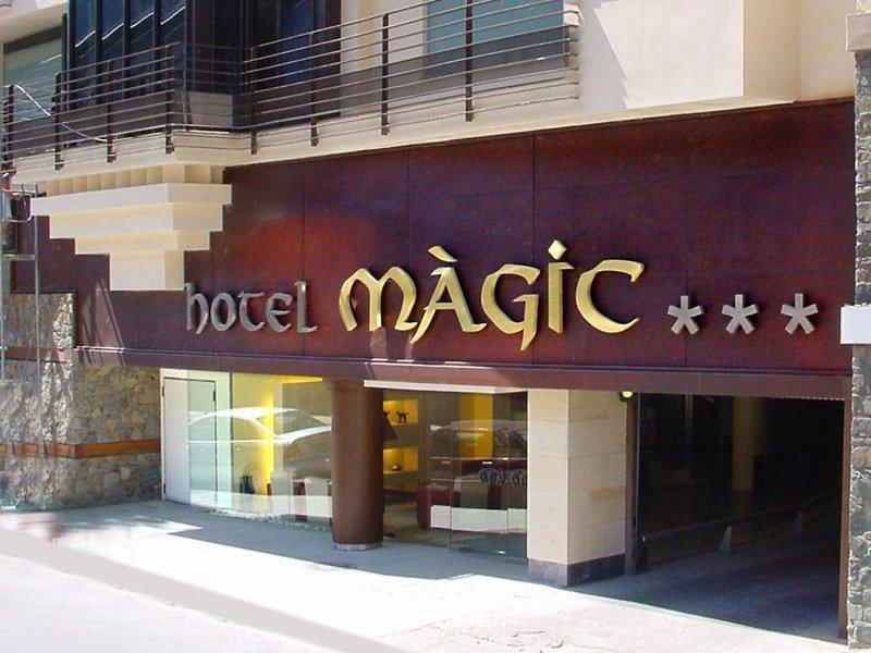 Magic Andorra Außenaufnahme