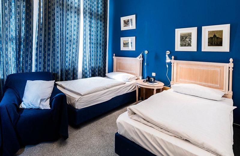 Hotel Steiger Sebnitzer Hof Wohnbeispiel