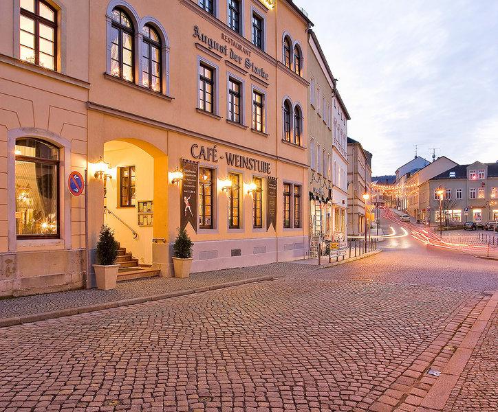 Hotel Steiger Sebnitzer Hof Außenaufnahme