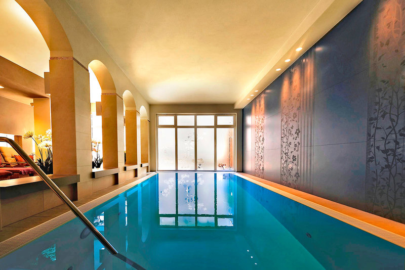 Hotel Steiger Sebnitzer Hof Pool