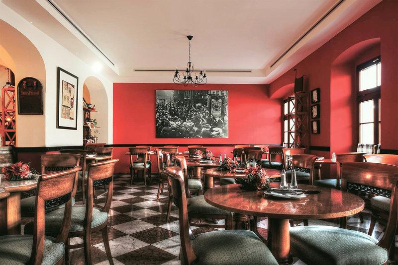 Hotel Steiger Sebnitzer Hof Restaurant