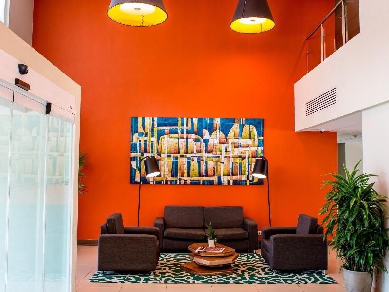 City Express San Jose Costa Rica Lounge/Empfang