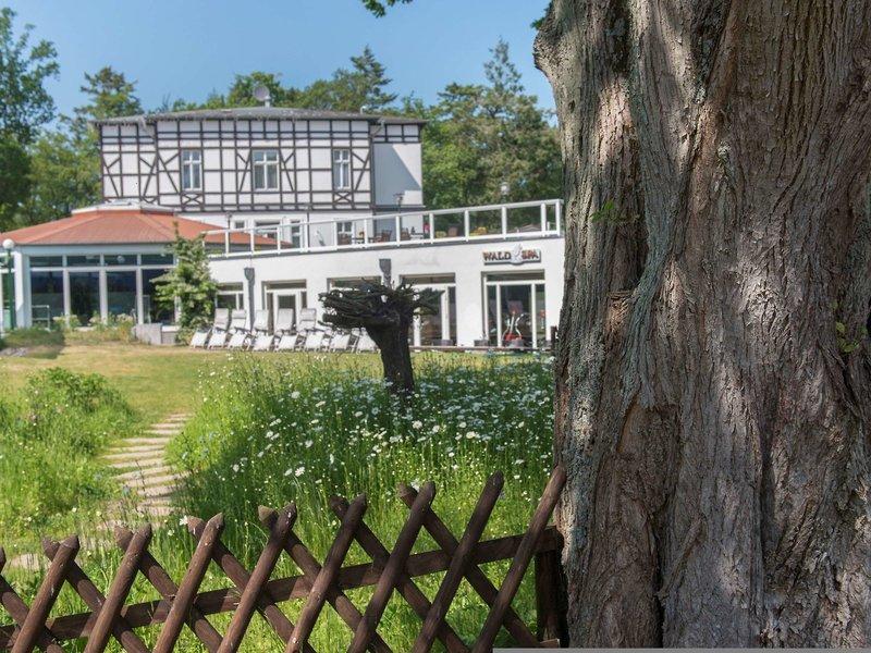 Best Western Plus Ostseehotel Waldschlösschen Außenaufnahme