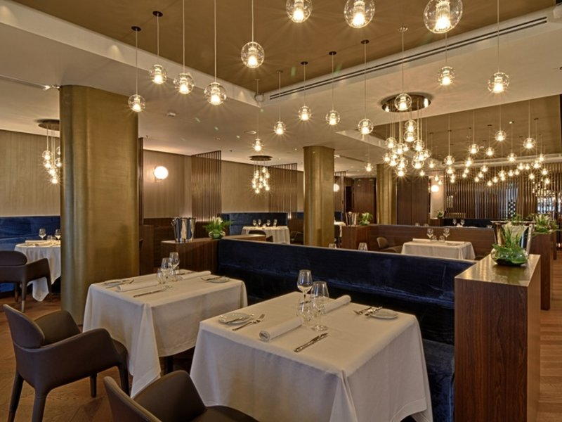 The Plaza Tirana Restaurant