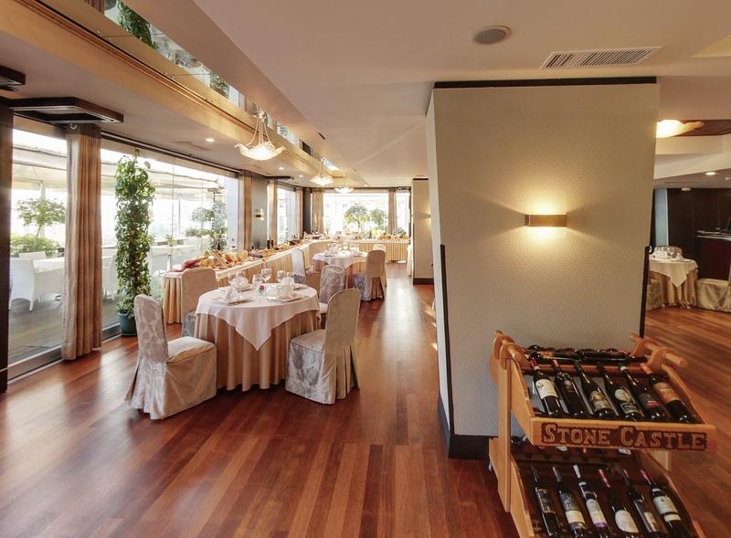 Tirana International Hotel & Conference Center Restaurant