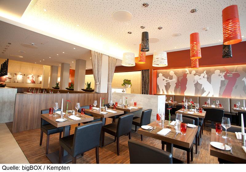 bigBOX Hotel Restaurant