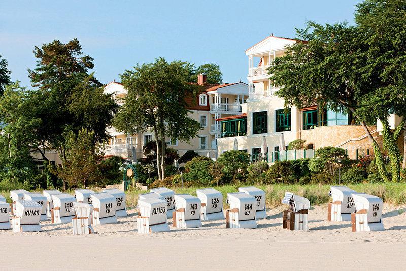 Travel Charme Strandhotel Bansin Strand