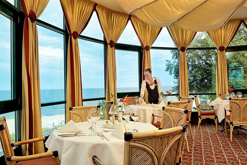 Travel Charme Strandhotel Bansin Restaurant