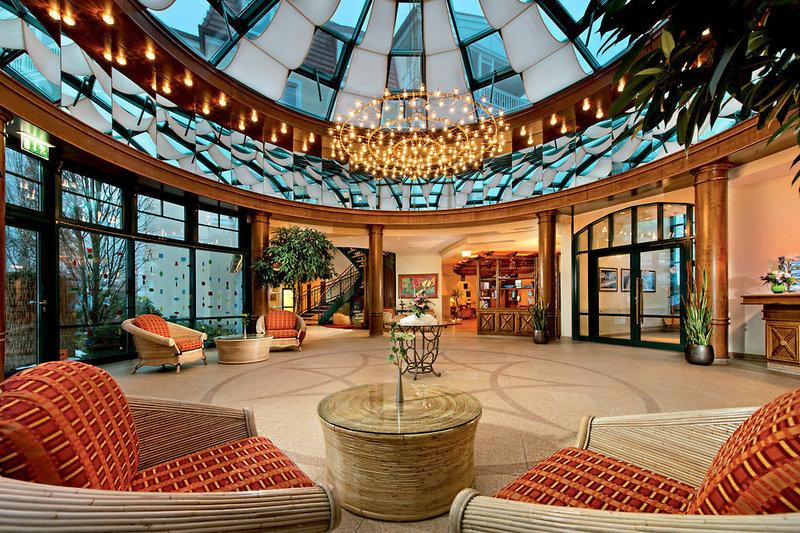 Travel Charme Strandhotel Bansin Lounge/Empfang
