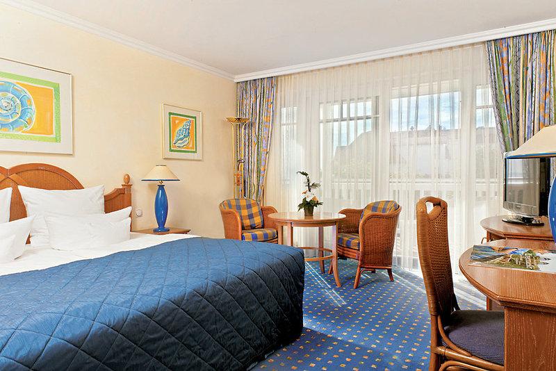Travel Charme Strandhotel Bansin Wohnbeispiel