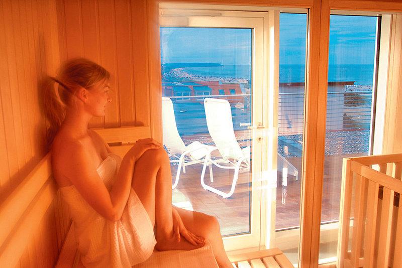 Strand-Hotel Hübner Wellness