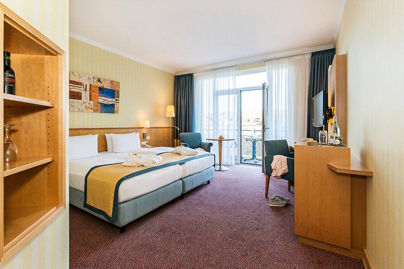 Strand-Hotel Hübner Wohnbeispiel