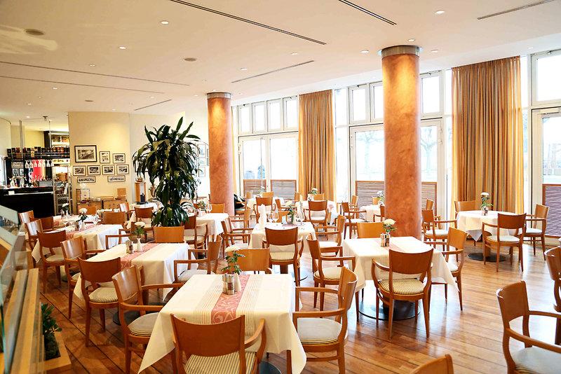 Strand-Hotel Hübner Restaurant
