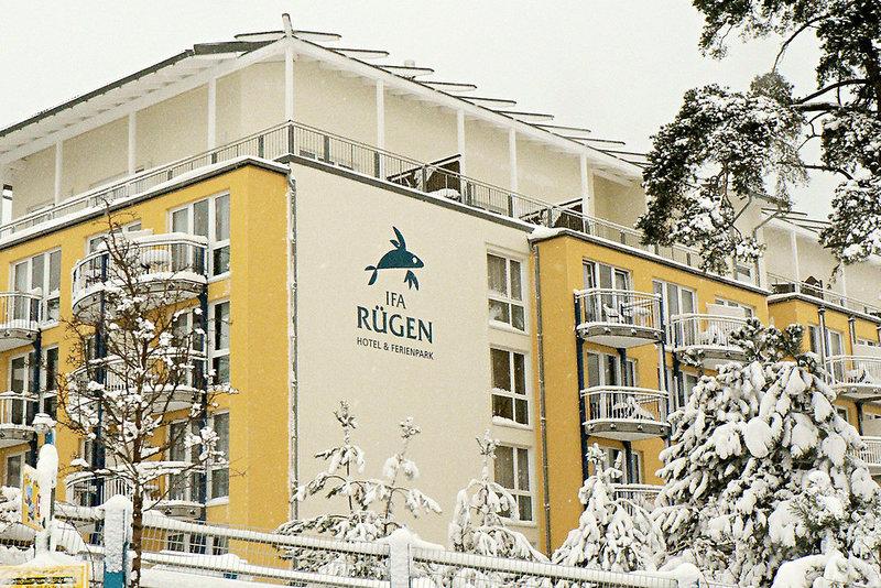 IFA Rügen - Appartements & Suiten Modellaufnahme