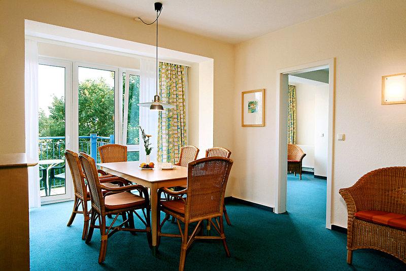 IFA Rügen - Appartements & Suiten Wohnbeispiel