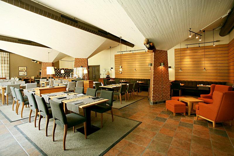 IFA Rügen - Appartements & Suiten Restaurant