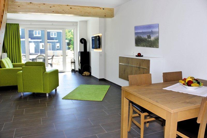 Ostsee Resort Damp Ferienhäuser Wohnbeispiel