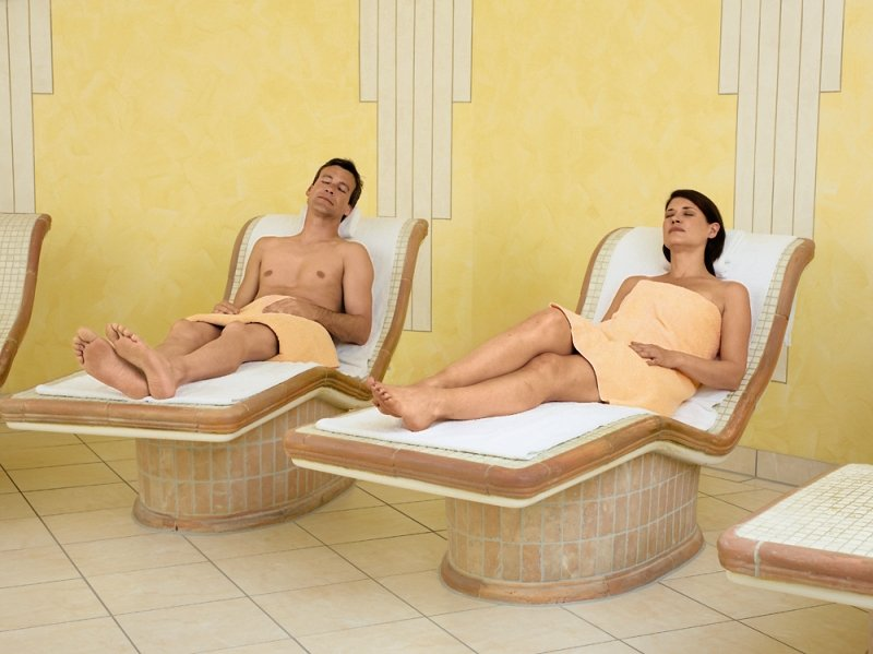 Ostsee Resort Damp Ferienhäuser Wellness