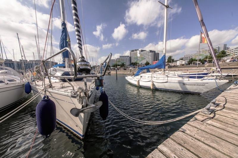 Ostsee Resort Damp Ferienhäuser Meer/Hafen/Schiff