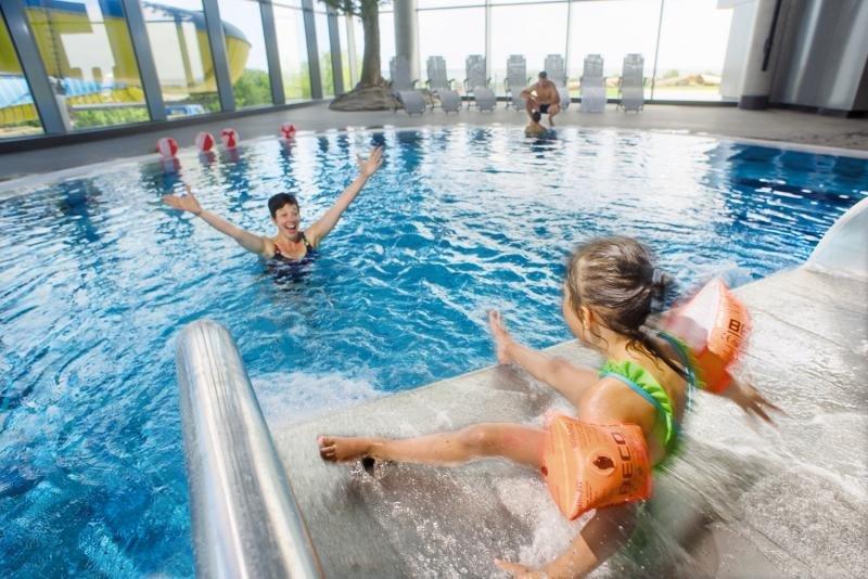 Ostsee Resort Damp Ferienhäuser Hallenbad