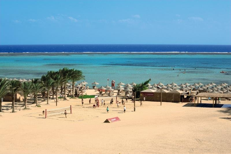 Dream Lagoon Beach Resort  Strand