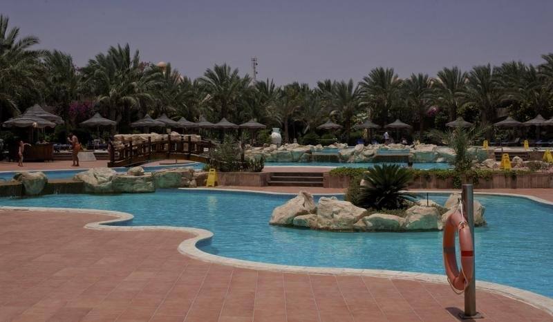 Dream Lagoon Beach Resort  Pool