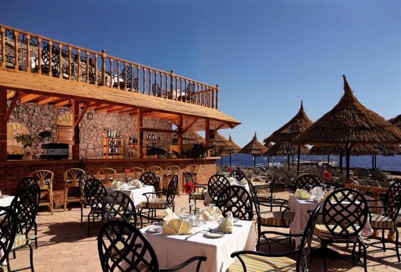 Maritim Jolie Ville Royal Peninsula Hotel & Resort Terrasse