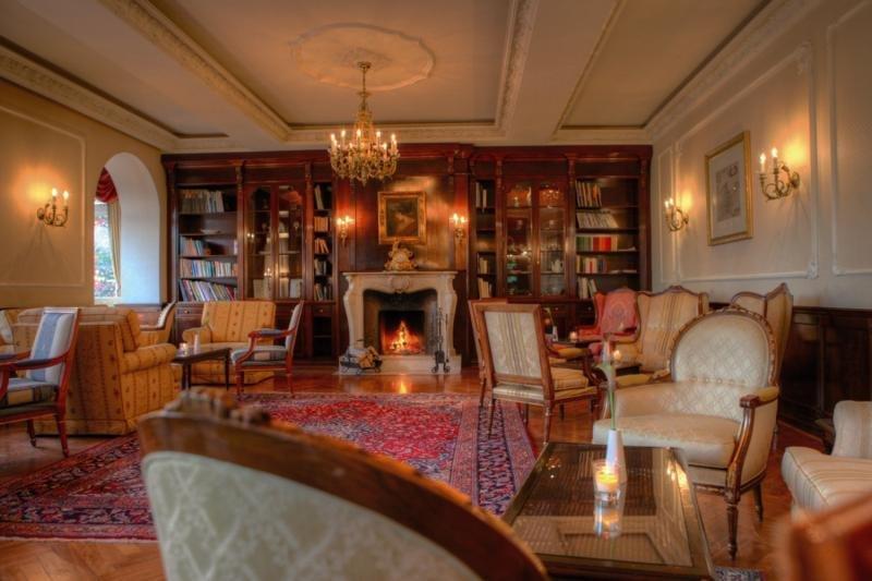 SEETELHOTEL Ahlbecker Hof Lounge/Empfang