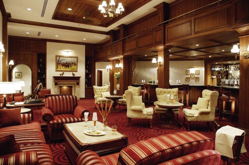 Maritim Jolie Ville Royal Peninsula Hotel & Resort Lounge/Empfang