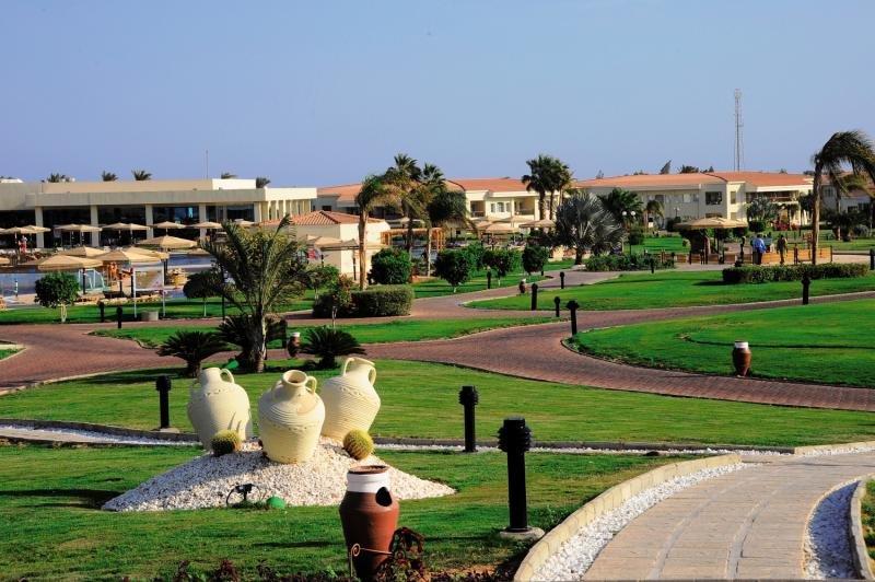 Maritim Jolie Ville Royal Peninsula Hotel & Resort Garten