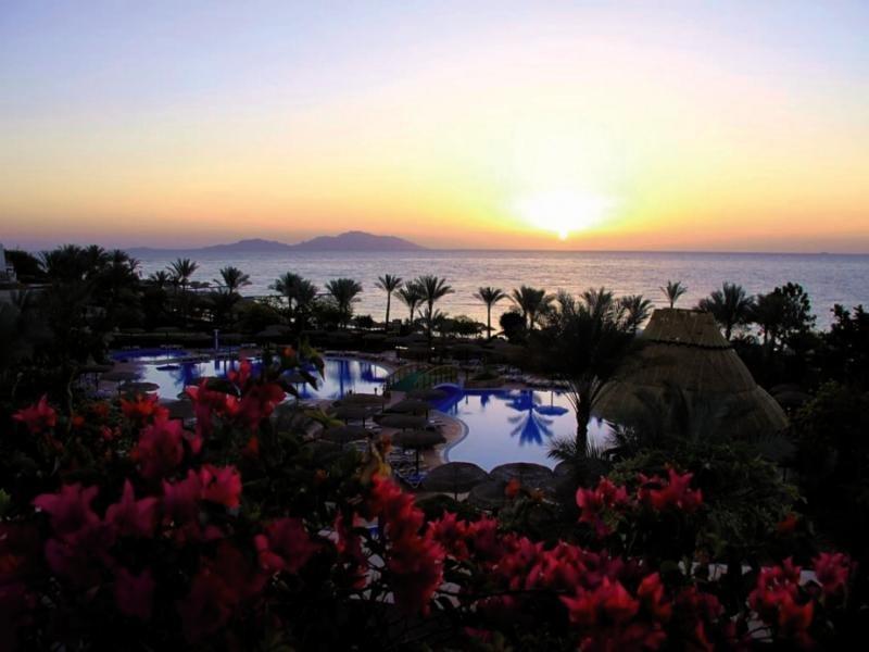 Royal Grand Sharm Landschaft