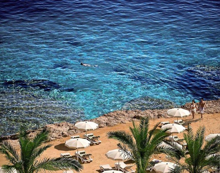 Stella Di Mare Beach Hotel & Spa Landschaft