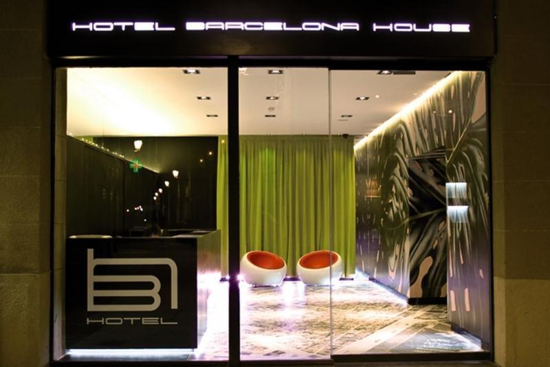 Barcelona House Lounge/Empfang