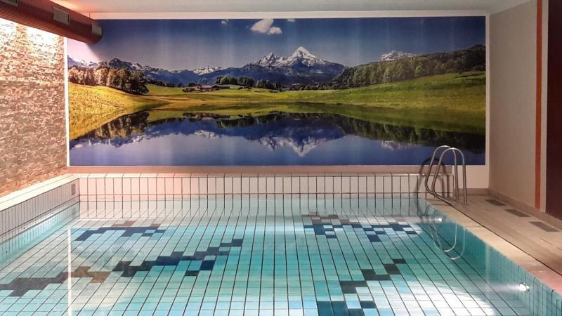 Hotelresort Reutmühle Pool