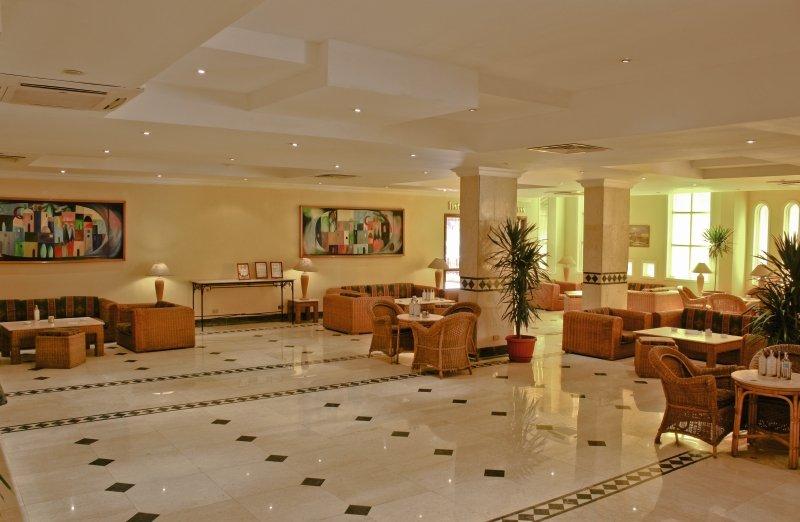 Bel Air Azur Resort - Erwachsenenhotel ab 18 Jahren Lounge/Empfang