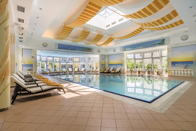 KAISER SPA Hotel zur Post Bansin Wellness