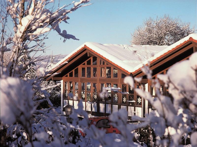 Hotelresort Reutmühle Terrasse