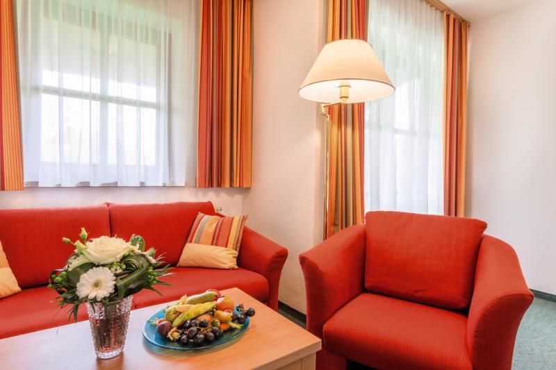 Hotelresort Reutmühle Wohnbeispiel