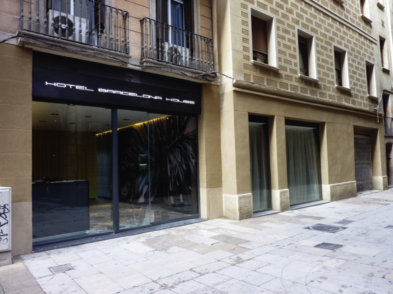 Barcelona House Außenaufnahme