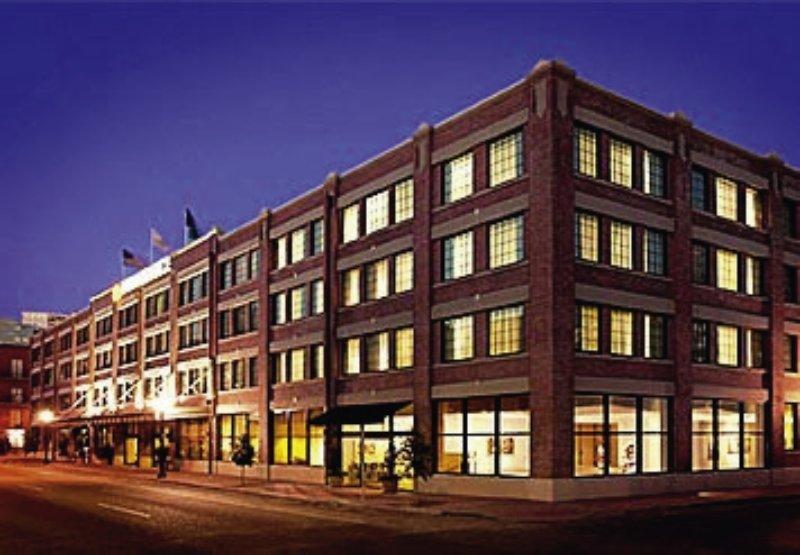 Renaissance New Orleans Arts Warehouse District Hotel Außenaufnahme