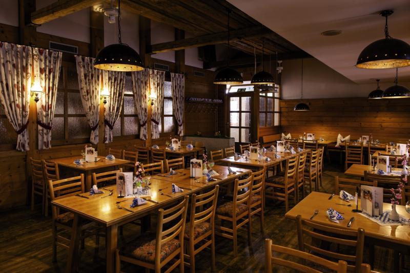 Hotelresort Reutmühle Restaurant