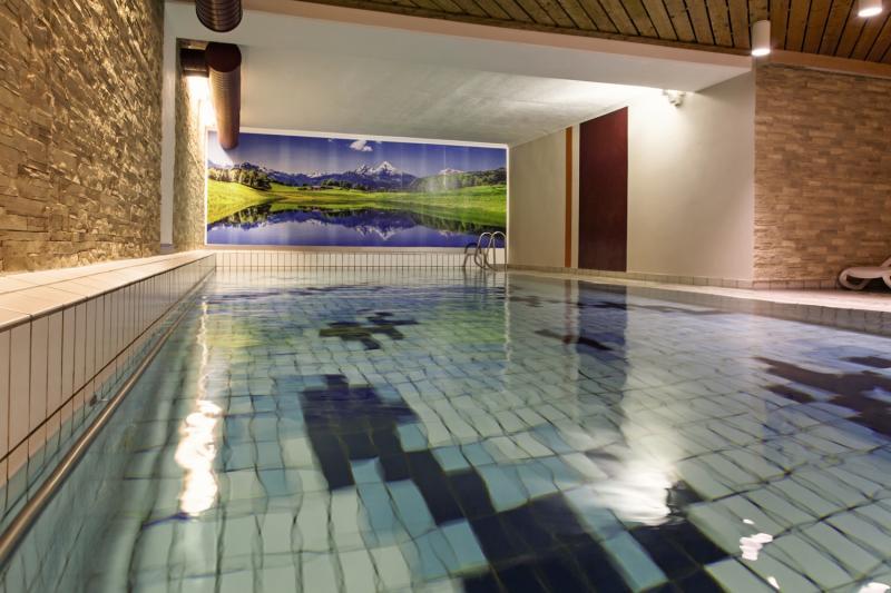 Hotelresort Reutmühle Hallenbad