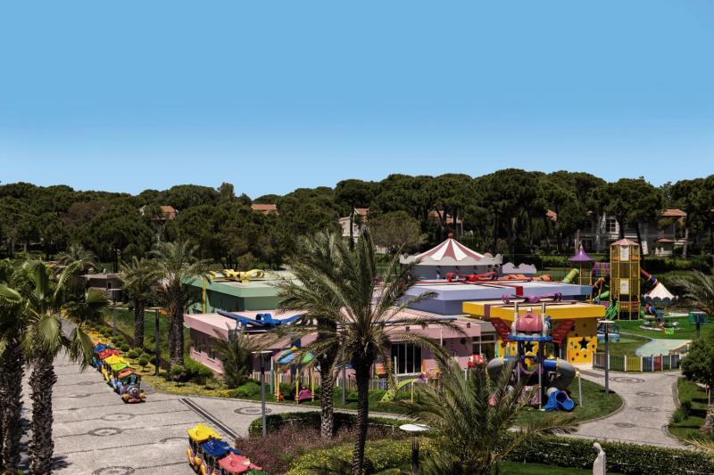 Maxx Royal Belek Golf Resort Strand