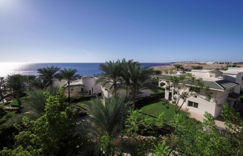 Stella Di Mare Beach Hotel & Spa Garten