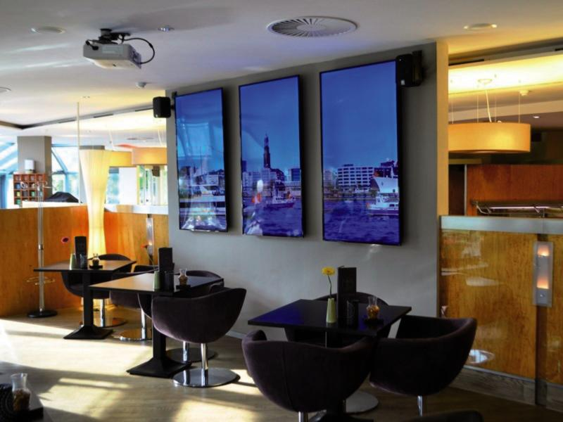 Leonardo Hotel Hannover Airport Lounge/Empfang