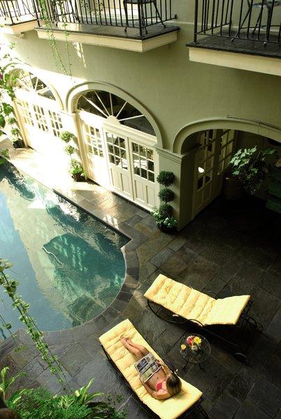 Bienville House Pool