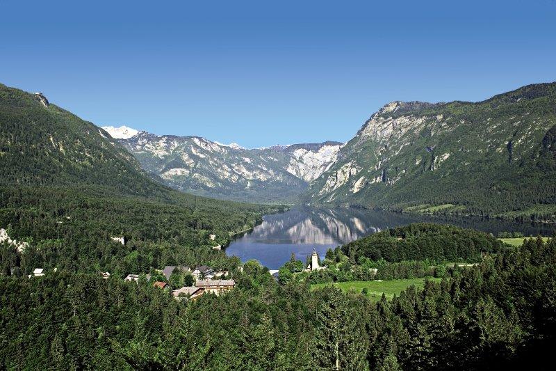7 Tage in Slowenien Inland im Hotel Jezero